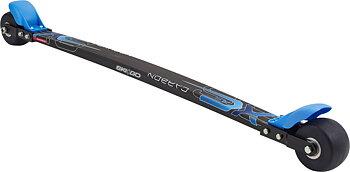 SkiGo Klassisk Carbon Rullskidor
