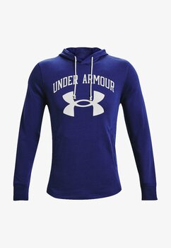 Under armour Terry Big Logo HD Regal