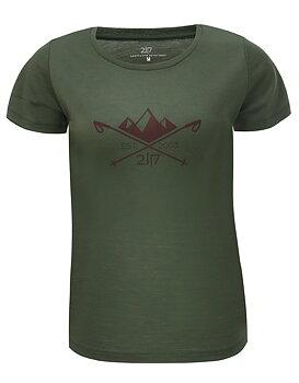 2117 of Sweden OPPEBY T-shirt Dam