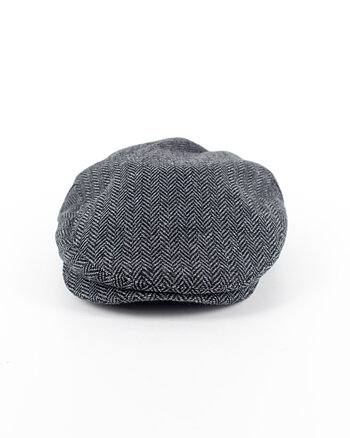 Brixton - Hooligan Snap Cap Grey/Black