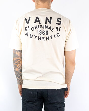 Vans - OG Patch Tee Seedpearl