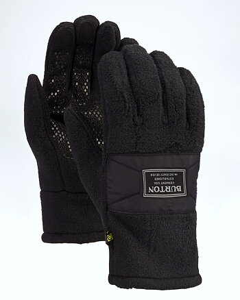 Burton - Ember Fleece Glove True Black