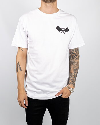 Jernhest - Chopper Tee White