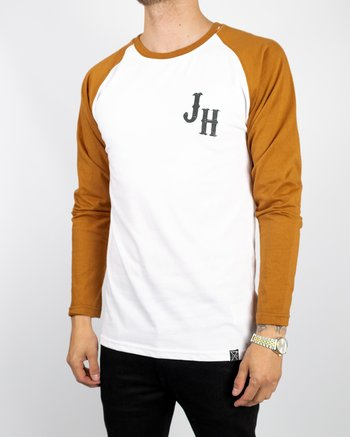 Jernhest - Clubber Baseball Rust Brown
