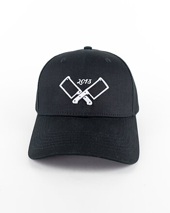 Jernhest - Chopper Snapback Black