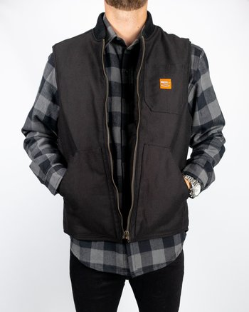 Bros Co. - Everyday Vest Black