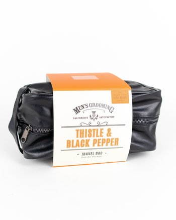 The Scottish Fine Soaps Company - Travel Bag 4x75ml