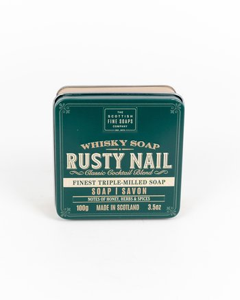 The Scottish Fine Soaps Company - Rusty Nail Whisky Soap