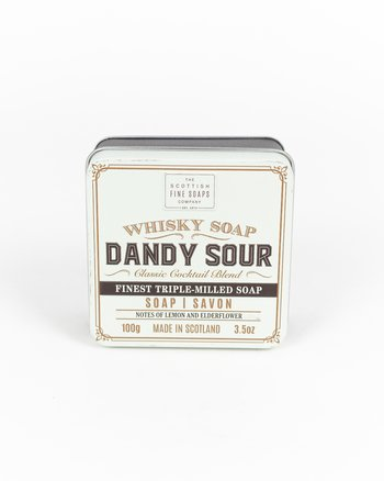 The Scottish Fine Soaps Company - Dandy Sour Whisky Soap
