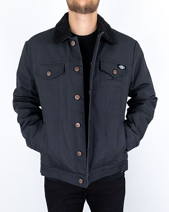 Dickies - Marksville Trucker Jacket Black
