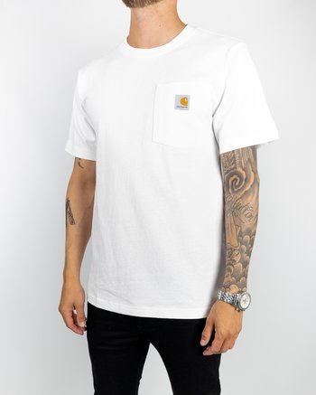 Carhartt - Workwear Pocket Tee White