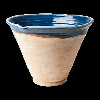 TREASURE keramikskål blå - Stor
