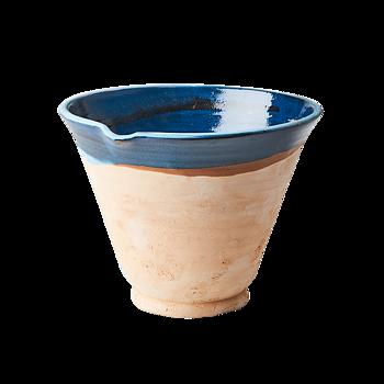 TREASURE keramikskål blå - Mellan