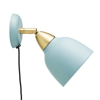 Urban Short Wall Lamp Mineral Blue