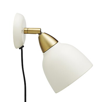 Urban Short Wall Lamp White