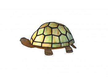 Sköldpadda grön, Tiffany