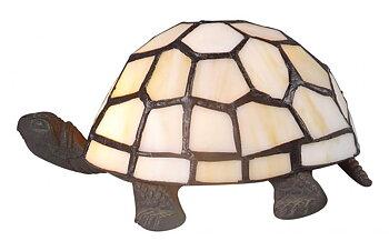 Sköldpadda beige, Tiffany