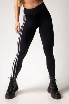 HIPKINI Tights Pocket Stripes Black