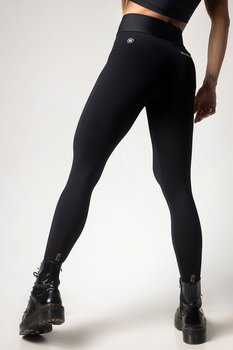 HIPKINI Tights Pocket Stripes Black
