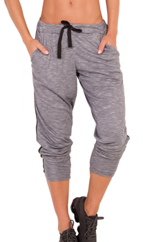Bia Brazil Jogger Sweat Pants Grey Melange