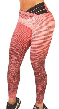 Bia Brazil Tights Ombre Rusty Orange