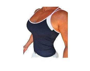 RAW By Adriana Kuhl Tanktop Athletic Navy