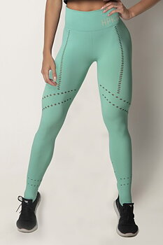 HIPKINI Seamless Shape Up Tights Green