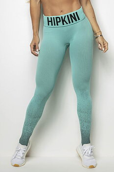 HIPKIN  Seamless Tights Ombre Mint