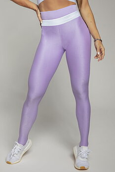 HIPKINI  Cross Tights Lavendel