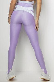 HIPKINI  Cross Tights Lavendel