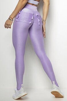 HIPKINI  Scrunch  Tights Lady Lavendel