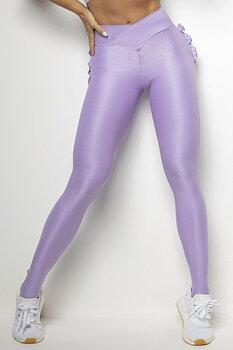 HIPKINI  Scrunch  Tights Lady Lavendel