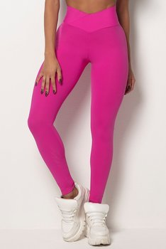 HIPKINI Ruffle Tights Pink