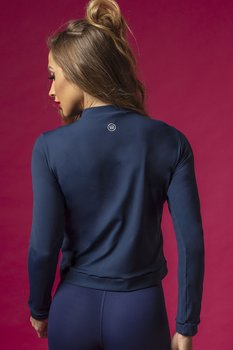 HIPKINI Jacket Navy Blue