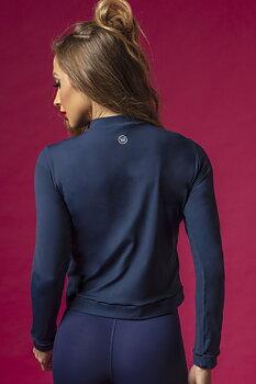 HIPKINI Jacket Navy Blue