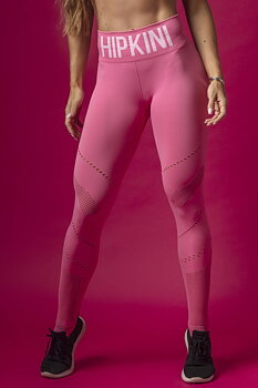 HIPKINI Tights Seamless Shape Up Pink