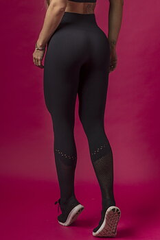 HIPKINI Tights Seamless Shape Up Black