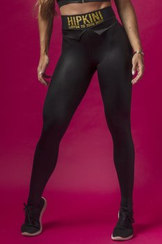 HIPKINI Fitness Tights Gold