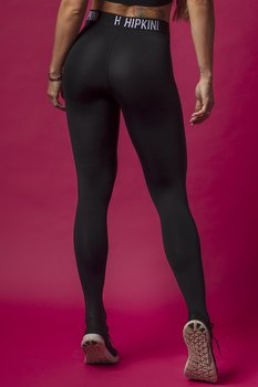 HIPKINI  Second SkinTights Black