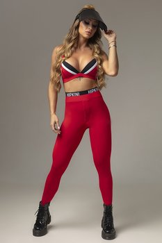 HIPKINI Tights Passion Red