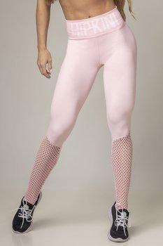 HIPKINI Seamless Tights Slim Fit Soft Pink