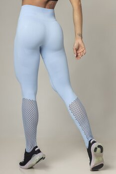 HIPKINI Seamless Tights Slim Fit Baby Blue