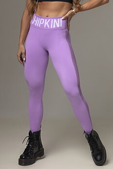HIPKINI Seamless  Power Tights  Lavendel