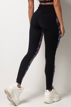 HIPKINI Chill Floral Print Tights