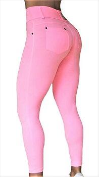 Bia Brazil Leggings 4034 Street Soft Pink