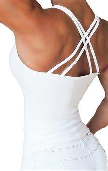 Bia Brazil Tanktop Logo White
