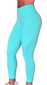 Raw By Adriana Kuhl Tights Crush Baby Blue