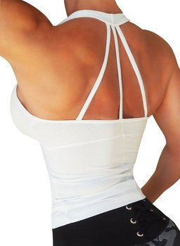 RAW By Adriana Kuhl Crush Tanktop White