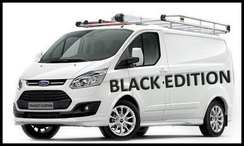 Takplattform BLACK EDITION  Ford Transit L4H3 <2014