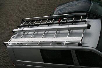 Takplattform (AluRack) Dacia Dokker VAN 2012->